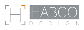 HABCO DESIGN Logo